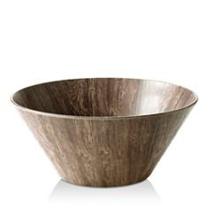 Merritt - Round Melamine Serving Bowl