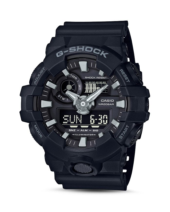 G-Shock - Front Button Watch, 51.2mm
