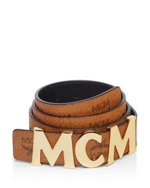 Mcm Mcm Collection Belt