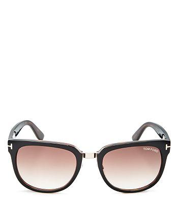 Tom Ford - Men's Rock Square Sunglasses, 55mm
