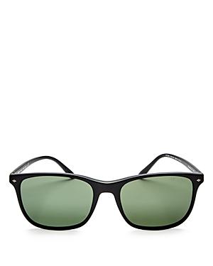 Giorgio Armani Square Sunglasses, 56mm