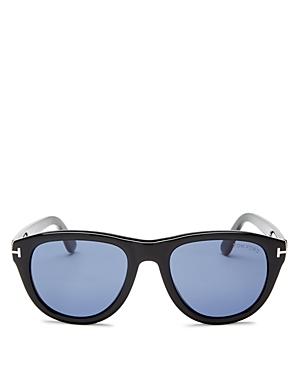 Tom Ford Benedict Square Sunglasses, 53mm