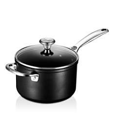 Le Creuset - 3-Quart Toughened Nonstick Saucepan