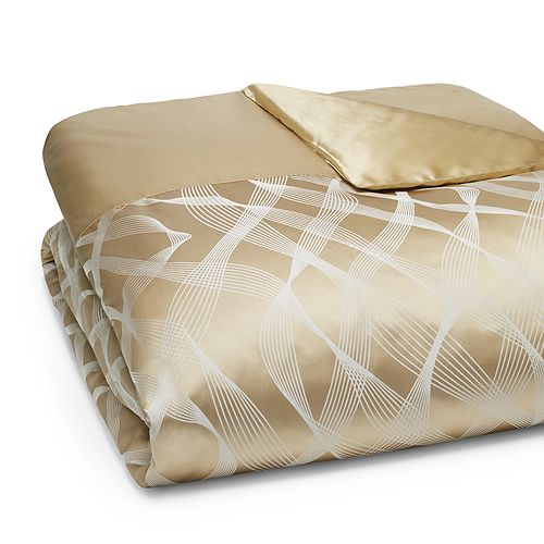 Gingerlily - Rubans Duvet Cover, King - 100% Exclusive
