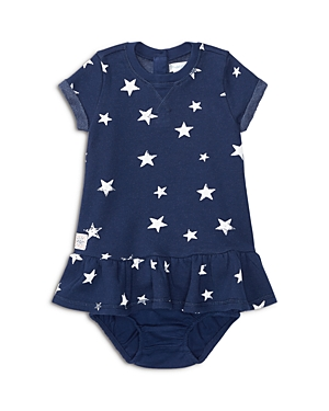 Ralph Lauren Childrenswear Girls Terry Star Print Dress  Bloomers Set  Baby