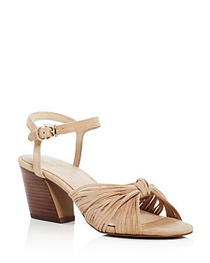 Botkier Patsy Ankle Strap Block Heel Sandals