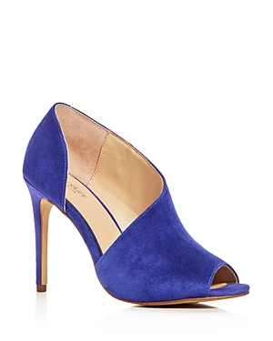 Botkier Adelia d'Orsay Peep Toe Sandals