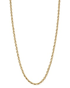 """Roberto Coin - 18K Yellow Gold Link Necklace, 31"""""""