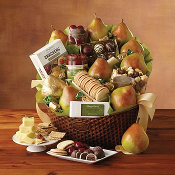 Harry & David - Deluxe Favorites Gift Basket
