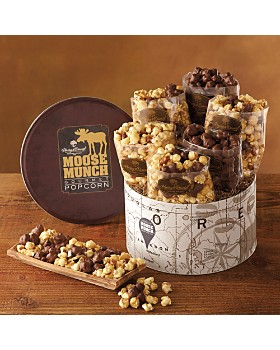 Harry & David - Deluxe Moose Munch Gourmet Popcorn Tin