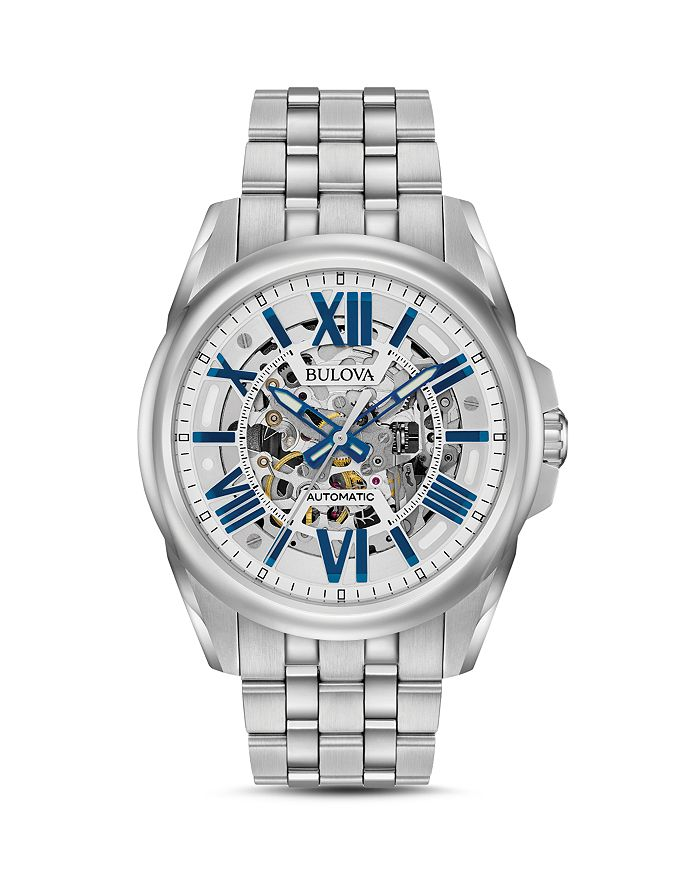 Bulova - Automatic Watch, 43mm