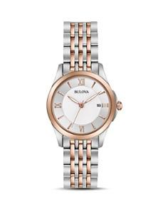 Bulova Modern Two-Tone Watch, 27mm - Bloomingdale's_0