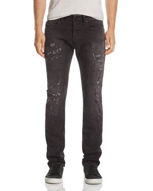 Diesel Buster New Tapered Fit Jeans