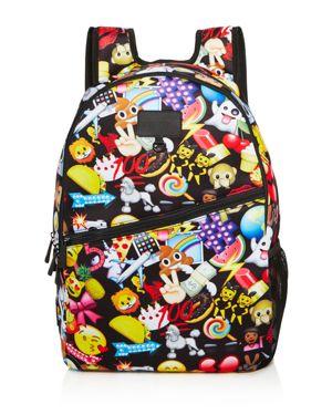 Terez Girls' Emoji Backpack