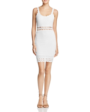 Guess Crochet Sheath Dress