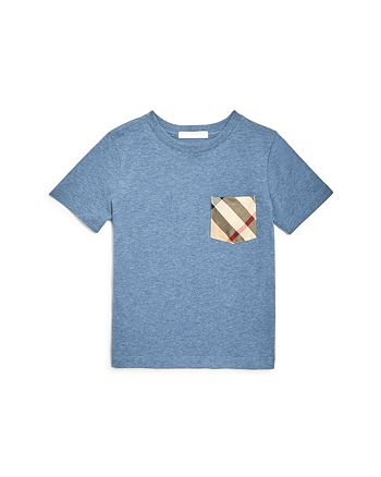 Pocket Check Tee (Little KidsBig Kids