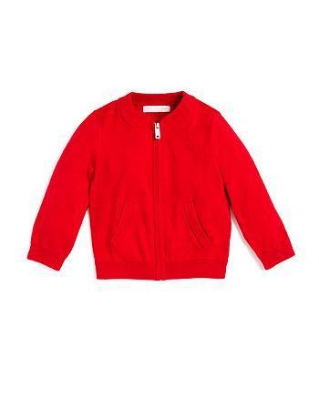 Burberry - Boys' Jaxson Cardigan Sweater - Baby