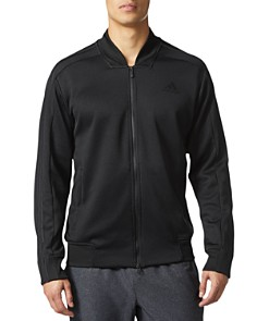adidas Badge of Sport ID Track Bomber Jacket - Bloomingdale's_0