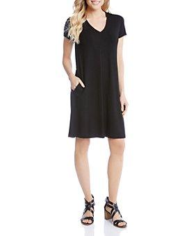 Karen Kane - Quinn Pocket Tee Dress