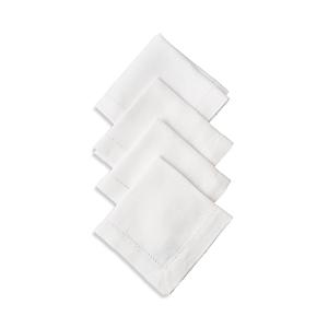 Juliska Heirloom Linen White Napkin, Set of 4
