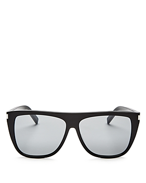 Saint Laurent Square Sunglasses, 59mm