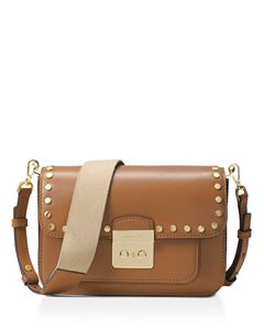 965a843ebddd Sloan Editor Chain Stud Medium Leather Shoulder Bag. Recommended For You  (4). MICHAEL Michael Kors