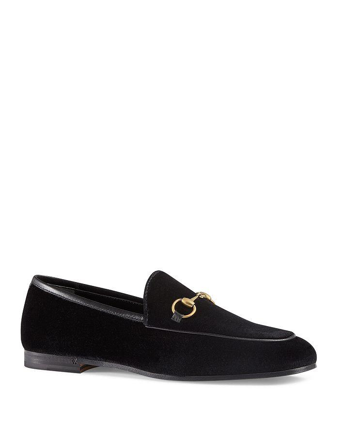 f584597ca Gucci - Women's Jordan Velvet Loafers