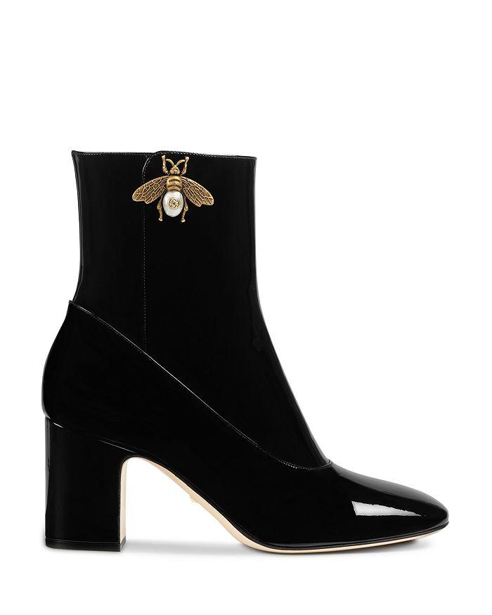 34e5f627c4c Gucci - Women s Lois Bee High-Heel Booties