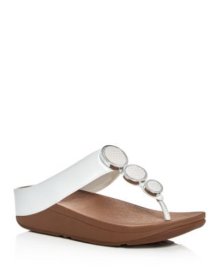 LEATHER HALO SANDALS