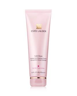 Estée Lauder - Soft Clean Moisture Rich Foaming Cleanser 4.2 oz.