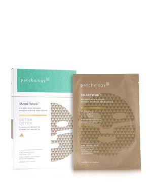 PATCHOLOGY Smartmud(Tm) Detox No Mess Mud Sheet Mask