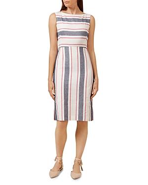 Hobbs London Summer Stripe Dress