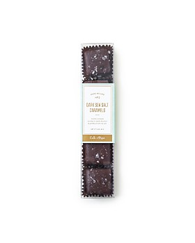 Lolli and Pops - Dark Sea Salt Caramels, 5 Piece