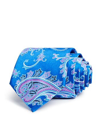 The Men's Store at Bloomingdale's - Paisley Classic Tie - 100% Exclusive