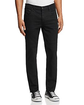 rag & bone - Fit 2 Slim Fit Jeans in Black
