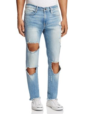 Frame L'homme Super Slim Fit Jeans in Hampstead