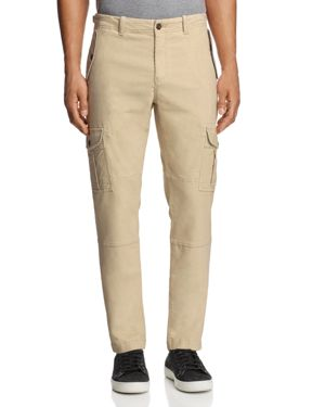 Michael Bastian Corduroy Regular Fit Cargo Pants - 100% Exclusive