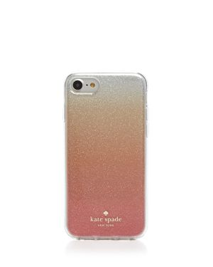 kate spade new york Glitter Ombre iPhone 7/8 Case 2635536
