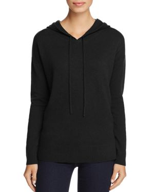 C by Bloomingdale's Cashmere Hoodie Pullover - 100% Exclusive