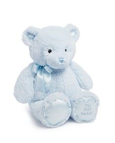 "Gund Boy's My First Teddy, 24"" - Ages 0+ - Bloomingdale's_0"