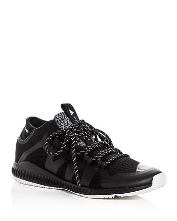 2baee6afa adidas by Stella McCartney Women s Crazytrain Pro Mid Top Sneakers ...