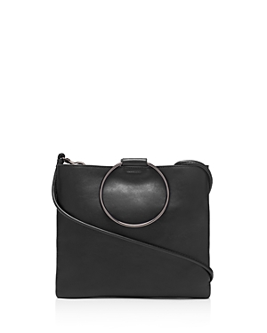 Thacker LE POUCH LEATHER CLUTCH