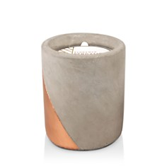 Paddywax - Urban Concrete Pot Copper Bergamot & Mahogany Candle