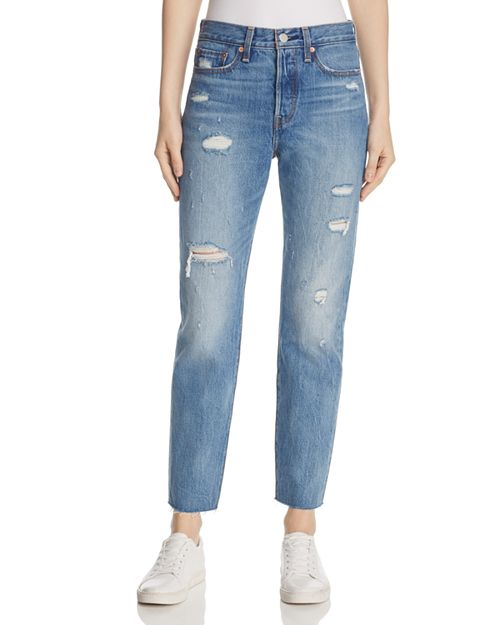 Levi's - Wedgie Icon Fit Jeans in Partner in Crime