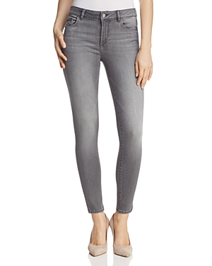 1961 Instasculpt Florence Ankle Skinny Jeans in Drizzle