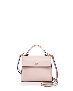 Tory Burch - Parker Small Leather Satchel