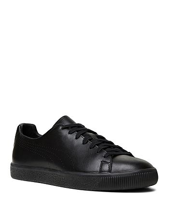 chaussures de sport e4ae0 f4dc6 The Kooples x Puma Unisex Clyde Leather Lace Up Sneakers ...