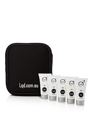 Lqd Skincare Essential Travel Pack Gift Set - 100% Exclusive