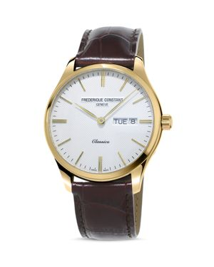 Frederique Constant Classic Quartz Watch, 40mm