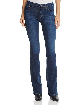 Hudson - Drew Mid Rise Bootcut Jeans in Trance